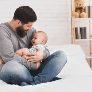 Baby richtig beruhigen